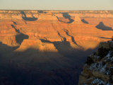 Winter Time on the South Rim of the Grand Canyon Photographic Print by Michael S. Lewis