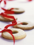 Sand Biscuit Rings Photographic Print by Alena Hrbkova