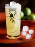 Limeade with Vanilla Photographic Print by Michael Boyny