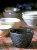 Various Tea Bowls Photographic Print by Alena Hrbkova