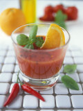 Non-Alcoholic Tomato Drink Photographic Print by Antje Plewinski