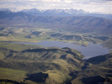 Williams Fork Reservoir Provides Water for Denver 70 Miles Away, Colorado Photographic Print by Michael S. Lewis