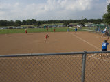 Ymca Child's Softball Game in Lincoln, Nebraska Photographic Print by Joel Sartore