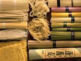 Japanese Noodles: Soba, Udon, Kishimen, Harusame, Ramen Photographic Print by Gerrit Buntrock
