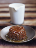 English Treacle Sponge Pudding Photographic Print by Jean Cazals