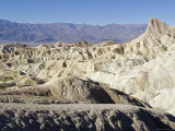 Zabriskie Point from Golden Canyon, Death Valley, California Photographic Print by Rich Reid