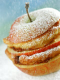 Apple Stuffed with Pancake Photographic Print by Dorota & Bogdan Bialy