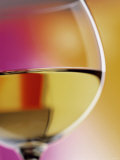 Sweet Wine in Glass Photographic Print by Alexander Feig