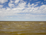 Wind, Waves and Clouds Photographic Print by Skip Brown
