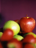 Apples Photographic Print by Elissavet Patrikiou