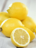 Lemons Photographic Print by Alena Hrbkova