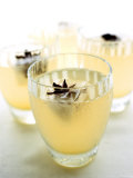 Ginger Limeade with Star Anise Photographic Print by Chris Alack