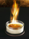 Flambeed Crema Catalana Photographic Print by Armin Zogbaum
