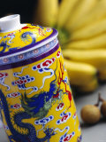Tea Caddy with Chinese Motif Photographic Print by Dr. Martin Baumgärtner