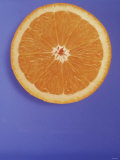 Slice of Orange Photographic Print by Gerrit Buntrock