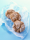Amaretti (Almond Biscuits, Italy) Photographic Print