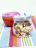 Muesli Mixture Photographic Print by Brigitte Sporrer