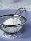 Icing Sugar in a Sieve Photographic Print by Véronique Leplat