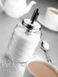 Sugar Dispenser, Tea, Teaspoon Photographic Print