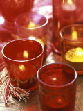 Middle-Eastern Candlelight Photographic Print