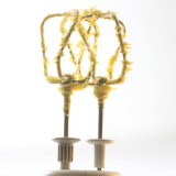 Electric Whisk with Scraps of Cake Mixture Photographic Print by Jo Kirchherr