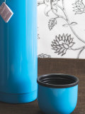 Thermos Flask of Earl Grey Tea Photographic Print by Sara Jones