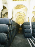 La Mezquita Winery (Jerez de la Frontera, Spain) Photographic Print by Hendrik Holler