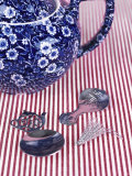 Teapot and Tea Utensils Photographic Print by Sara Danielsson