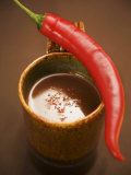 A Mug of Chili Chocolate Photographic Print by Anita Oberhauser