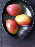 Three Mangos Photographic Print by Jan-peter Westermann