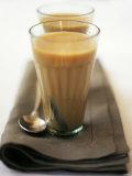 Two Glasses of Chai Tea Fotografie-Druck von Tara Fisher