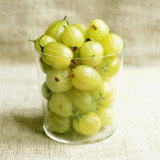 Gooseberries in a Glass Photographic Print by Ming Tang-evans
