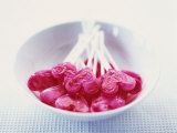 Heart-Shaped Lollipops Photographic Print by Jonathan Syer