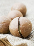 Macadamia Nuts Photographic Print by Frank Tschakert