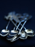 Elegant Coffee Spoons Photographic Print by Tanya Zouev