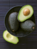 Aguacates Lmina fotogrfica por Jan-peter Westermann