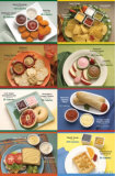 Dips and Sauces Poster