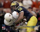 Miami Hurricanes - LaMarr Woodley Photo Photo