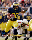 Mike Hart University of Michican Wolverines 2006 Action Photo