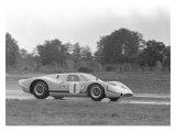 1967 Sebring 12 Hour Race Giclee Print