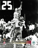 Doug Flutie Boston College Action Photo