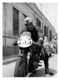Motogiro 1957 Giclee Print