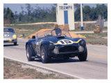 1963 Sebring Race Giclee Print