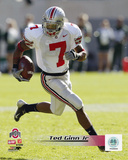Ted Ginn Jr. Ohio State University 2005 Action Photo