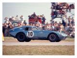 1964 Sebring Race Giclee Print