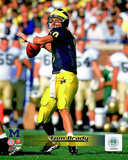 Tom Brady University of Michigan Action Photo