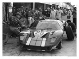 1966 Sebring Race Giclee Print