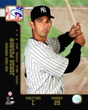 Jorge Posada 2008 Studio Photo