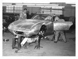 Cobra Daytona Coupe Giclee Print