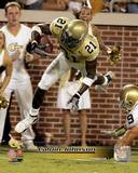 Georgia Tech Yellow Jackets - Calvin Johnson Photo Photo